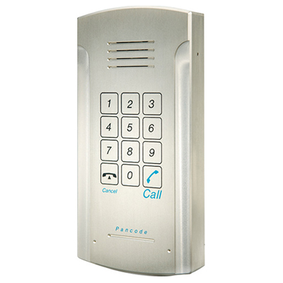 code phone door station