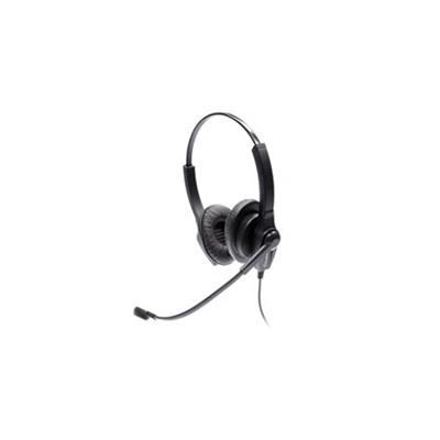 Quantum binaural headset