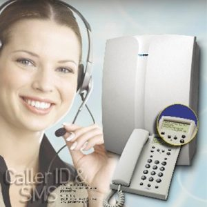 MS48C (4X12) Karel PABX business telephone system