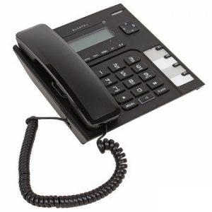 LCD telephone