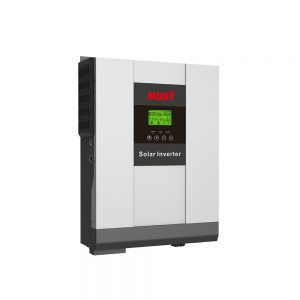 3Kw Pure Sine Wave Hybrid Inverter – 24V System