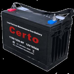 Batteries – Lead Acid, Gel, Lithium Ion