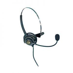 Lightweight Monaural Headset