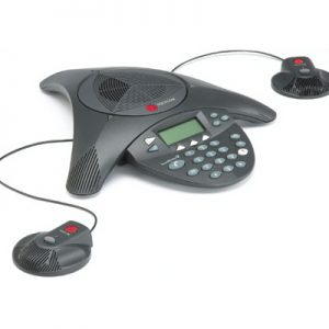 Polycom mics