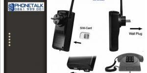 Wireless Telephone Lines