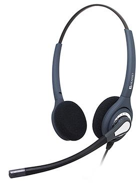 binaural headset