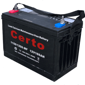 Batteries – Lead Acid, Gel, Lithium Ion