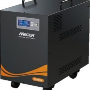 Mecer 1.2KVA 720 Watt Inverter including Cabinet and Battery