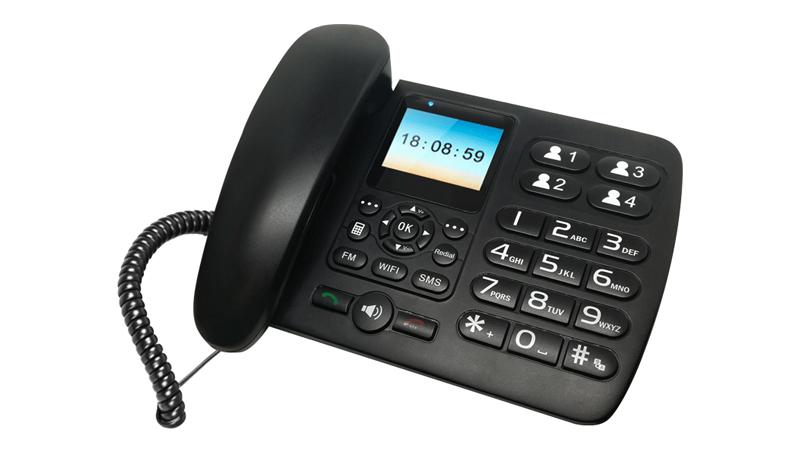 VoLTE Fixed Line Lookalike telephone