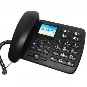 VoLTE 4G Fixed Line Lookalike GSM telephone